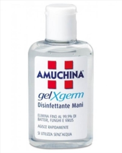 Angelini Amuchina Gel X-germ 80 Ml