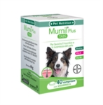 Bayer Pet Linea Animali Domestici Murnil Tabs Cani Integratore 40 Compresse